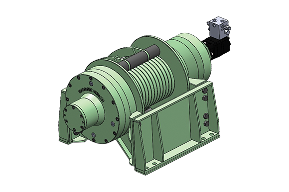 Heavy Series Winches